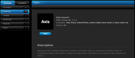 Axis-Generic-Plugin